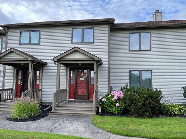 16 Harrier Circle, Henrietta, NY 14623 (MLS #R1352561) :: BridgeView Real Estate Services