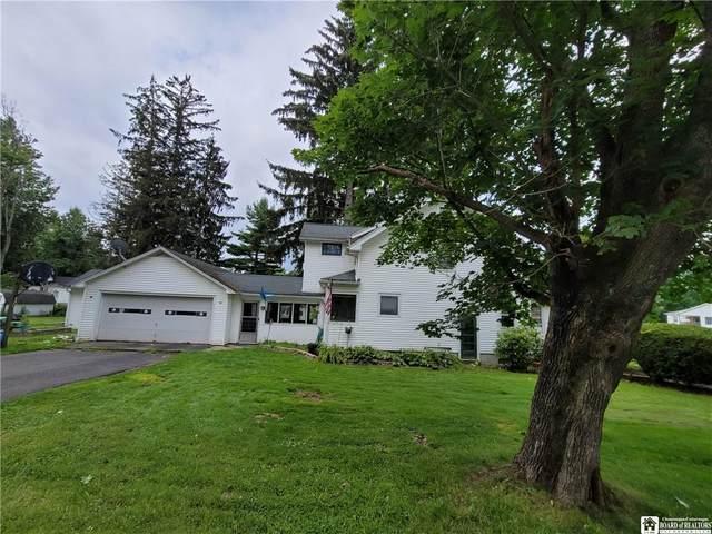 59 W Fairmount Avenue, Busti, NY 14750 (MLS #R1352587) :: BridgeView Real Estate Services