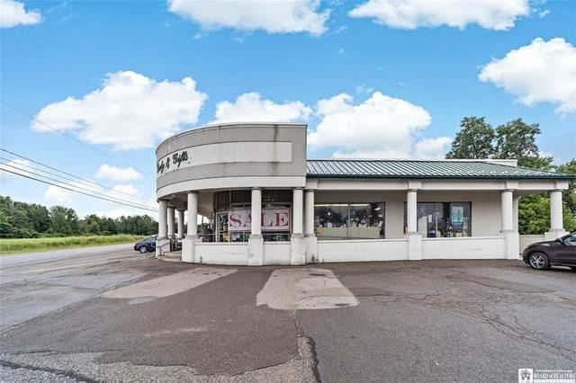 3771 E Main Road, Pomfret, NY 14063 (MLS #R1352734) :: BridgeView Real Estate