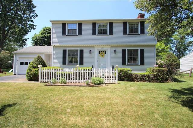 177 Green Meadow Drive, Irondequoit, NY 14617 (MLS #R1352824) :: Robert PiazzaPalotto Sold Team