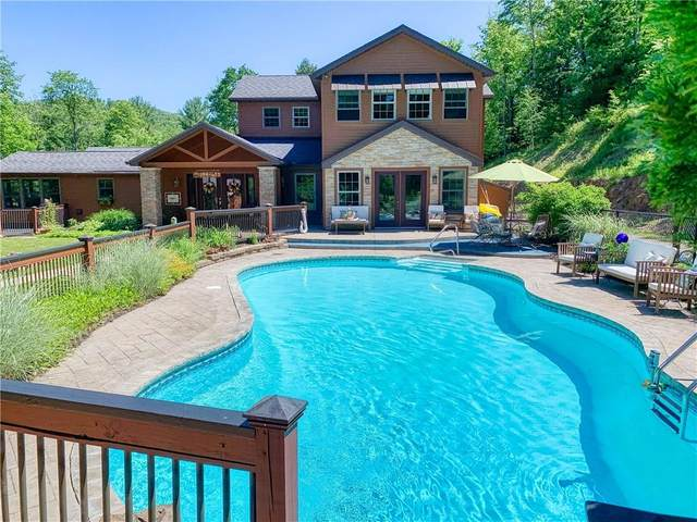 105 Two Mile Rd, Sharon, PA 16748 (MLS #R1352848) :: Thousand Islands Realty