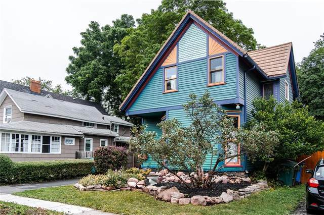 42 Woodlawn Street, Rochester, NY 14607 (MLS #R1353020) :: Robert PiazzaPalotto Sold Team