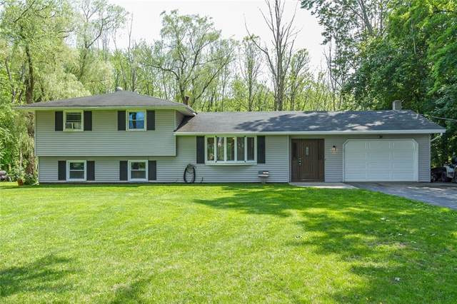 3989 Buffalo Road, Ogden, NY 14624 (MLS #R1353026) :: BridgeView Real Estate Services