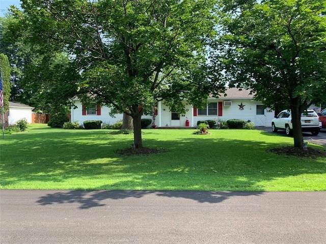 16 South St Street, Seneca Falls, NY 13148 (MLS #R1353029) :: Robert PiazzaPalotto Sold Team