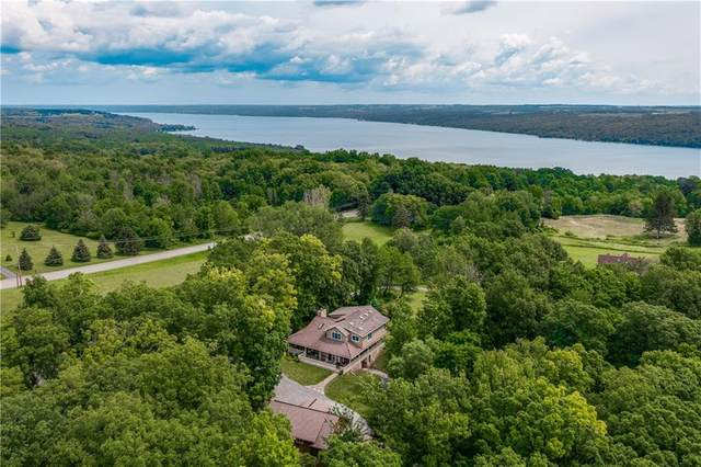 5265 Old West Lake Road, Canandaigua-Town, NY 14424 (MLS #R1353148) :: Lore Real Estate Services