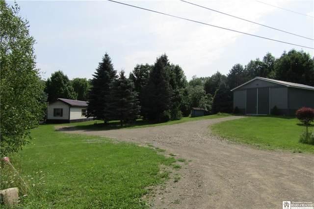 6227 Ramsey Road, North Harmony, NY 14710 (MLS #R1353188) :: BridgeView Real Estate Services