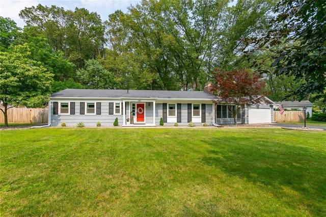 104 Oak Manor Crescent, Pittsford, NY 14534 (MLS #R1353197) :: Robert PiazzaPalotto Sold Team