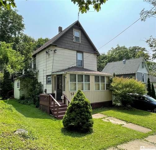 23 18th Street, Jamestown, NY 14701 (MLS #R1353216) :: Thousand Islands Realty