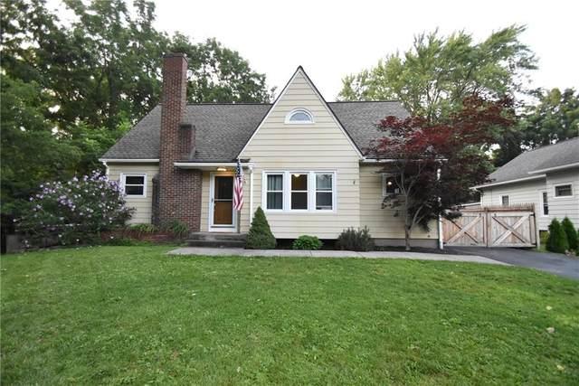 66 Fairholm Drive, Gates, NY 14624 (MLS #R1353342) :: TLC Real Estate LLC