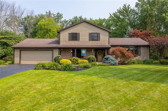 39 Cascade Drive, Penfield, NY 14526 (MLS #R1353346) :: Robert PiazzaPalotto Sold Team