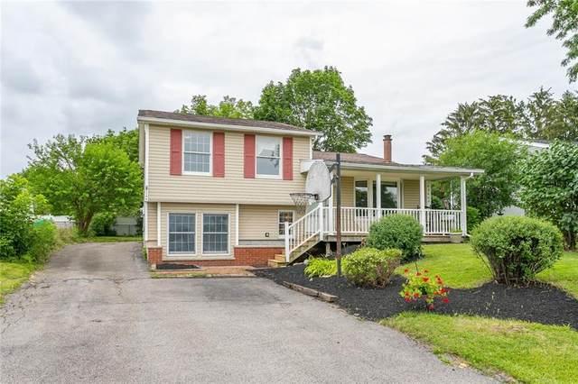 1106 Meadowbrook Lane, Farmington, NY 14425 (MLS #R1353386) :: Robert PiazzaPalotto Sold Team