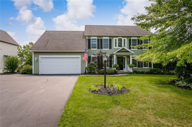 6683 Camden Hill Drive, Victor, NY 14564 (MLS #R1353397) :: BridgeView Real Estate Services