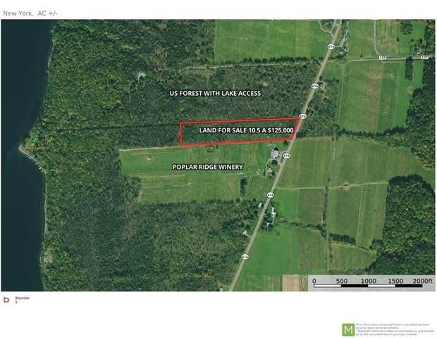 9750 Route 414, Lodi, NY 14521 (MLS #R1353405) :: Serota Real Estate LLC