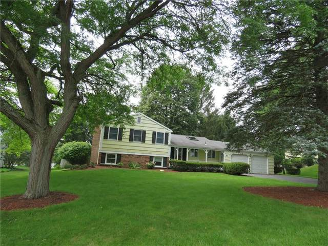 81 Hillcrest Drive, Victor, NY 14564 (MLS #R1353481) :: BridgeView Real Estate Services