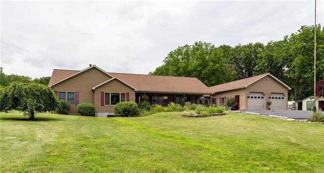 3372 N Plum Point Road, Milo, NY 14842 (MLS #R1353637) :: BridgeView Real Estate