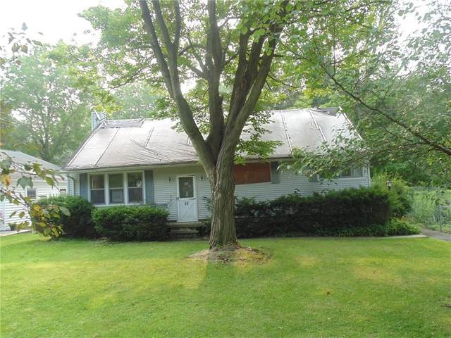 23 East Avenue, Leroy, NY 14482 (MLS #R1353648) :: BridgeView Real Estate Services