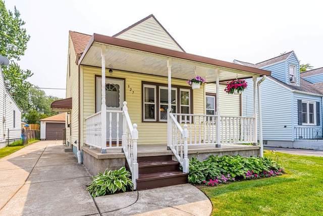 327 Zimmerman Boulevard, Tonawanda-Town, NY 14223 (MLS #R1353706) :: BridgeView Real Estate Services
