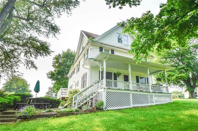 7677 E Townline Rd, Williamson, NY 14589 (MLS #R1353772) :: Robert PiazzaPalotto Sold Team