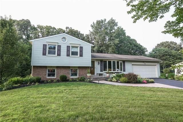 16 Mertensia Lane, Henrietta, NY 14467 (MLS #R1353809) :: BridgeView Real Estate Services