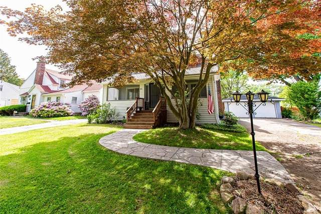 41 Crestfield Drive, Irondequoit, NY 14617 (MLS #R1353835) :: Robert PiazzaPalotto Sold Team