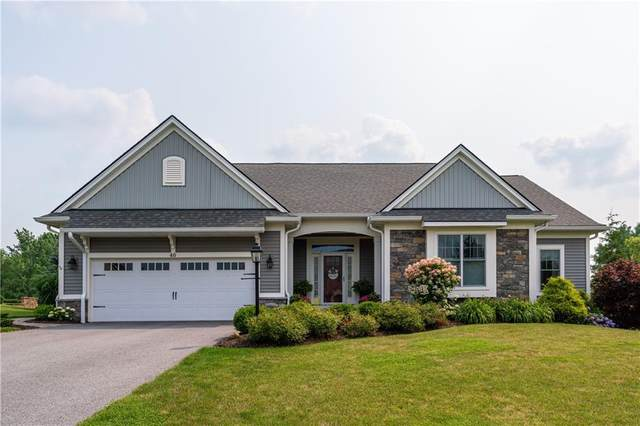 40 Rollins Crossing, Pittsford, NY 14534 (MLS #R1353909) :: Robert PiazzaPalotto Sold Team