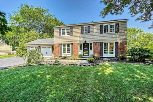 974 Pear Tree Lane, Webster, NY 14580 (MLS #R1353927) :: Robert PiazzaPalotto Sold Team