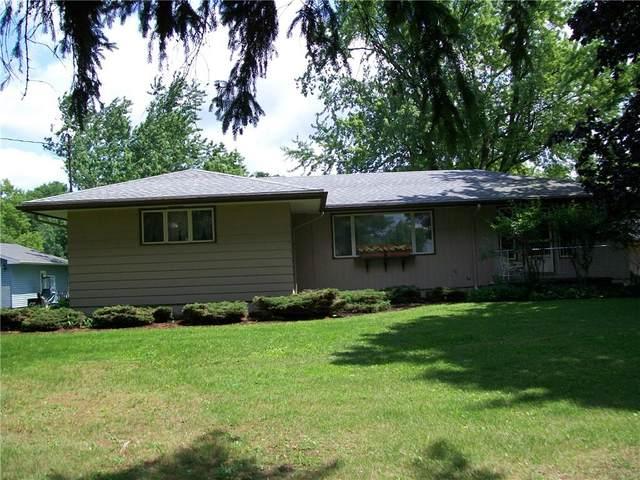 8525 W Bergen Road, Leroy, NY 14482 (MLS #R1353952) :: BridgeView Real Estate Services
