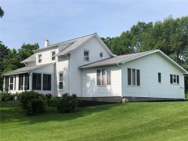 5318 Route 89, Varick, NY 14521 (MLS #R1353985) :: Serota Real Estate LLC