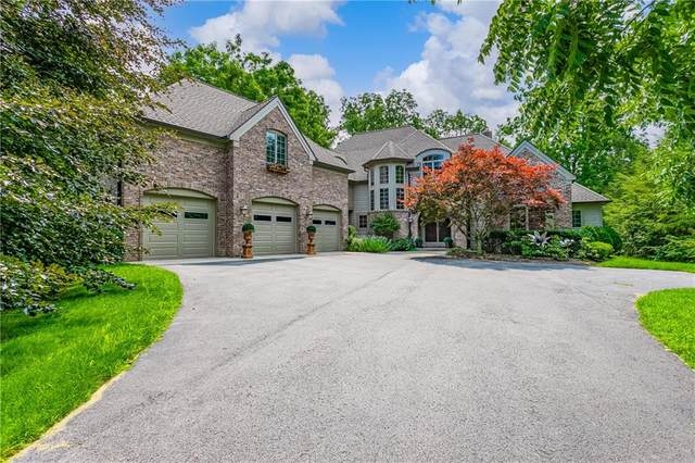 6 Knollwood Drive, Brighton, NY 14618 (MLS #R1354089) :: BridgeView Real Estate Services