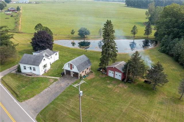 9581 County Route 46, Dansville, NY 14807 (MLS #R1354139) :: Robert PiazzaPalotto Sold Team