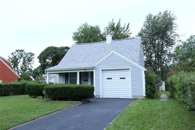 54 Ridgedale Circle, Greece, NY 14616 (MLS #R1354146) :: Thousand Islands Realty