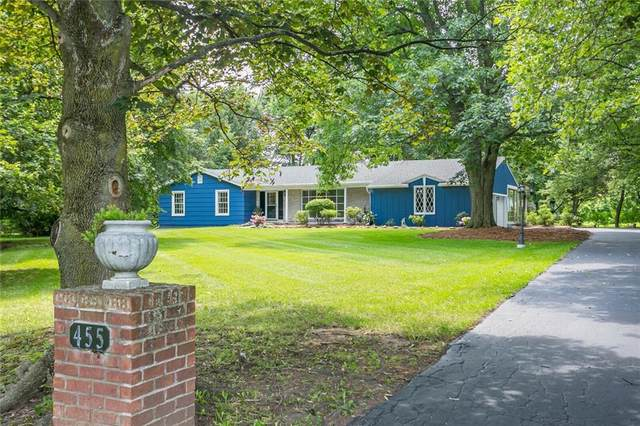 455 Stone Road, Pittsford, NY 14534 (MLS #R1354165) :: Robert PiazzaPalotto Sold Team