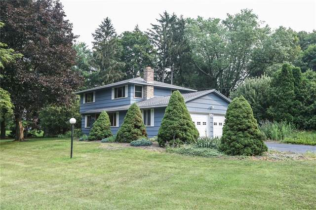 1250 Crown Point Drive, Webster, NY 14580 (MLS #R1354193) :: Robert PiazzaPalotto Sold Team