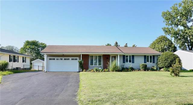 134 Judy Ann Drive, Greece, NY 14616 (MLS #R1354202) :: BridgeView Real Estate Services