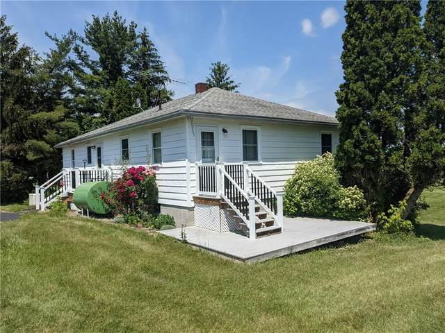 2224 Leicester Road, Leicester, NY 14481 (MLS #R1354229) :: BridgeView Real Estate