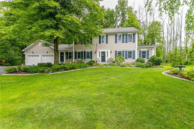 1251 Conifer Cove Lane, Webster, NY 14580 (MLS #R1354232) :: Robert PiazzaPalotto Sold Team