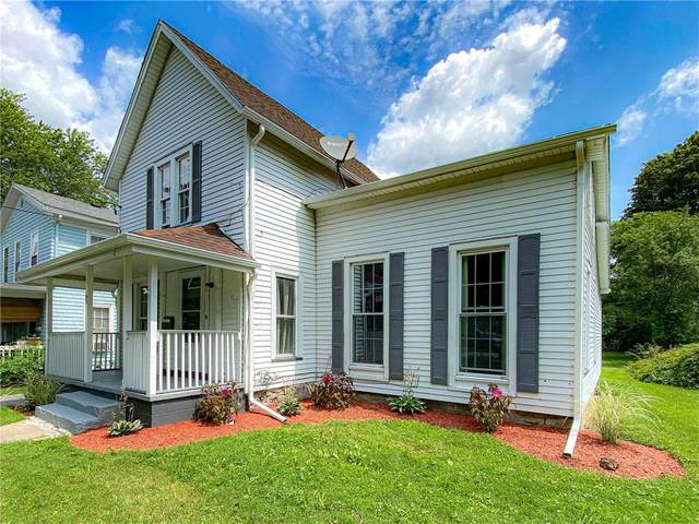 45 Summit Street, Leroy, NY 14482 (MLS #R1354271) :: BridgeView Real Estate Services