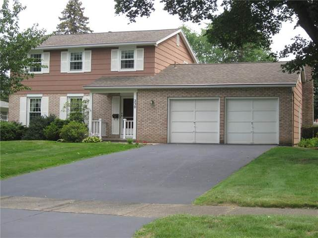 230 Yarkerdale Drive, Greece, NY 14615 (MLS #R1354273) :: BridgeView Real Estate Services