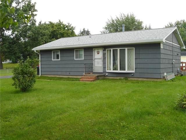 351 Hollybrook Road, Henrietta, NY 14623 (MLS #R1354278) :: BridgeView Real Estate Services