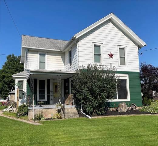 4730 Main Street, Livonia, NY 14466 (MLS #R1354294) :: Robert PiazzaPalotto Sold Team