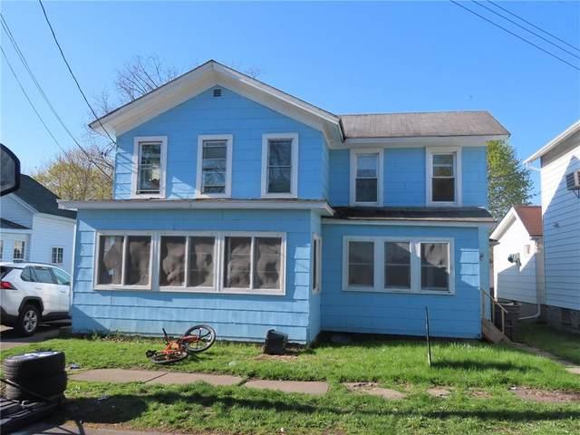 14 Shuler Street, Lyons, NY 14489 (MLS #R1354429) :: Robert PiazzaPalotto Sold Team