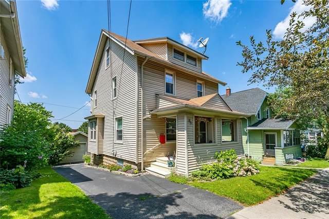 85 Hampden Road, Rochester, NY 14610 (MLS #R1354443) :: Robert PiazzaPalotto Sold Team