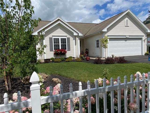 122 Stewart Place, Canandaigua-City, NY 14424 (MLS #R1354496) :: Avant Realty
