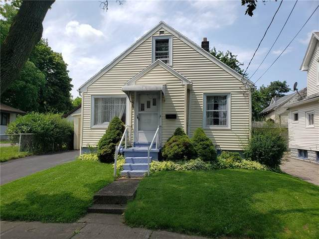 55 Hillcrest Street, Rochester, NY 14609 (MLS #R1354615) :: Robert PiazzaPalotto Sold Team