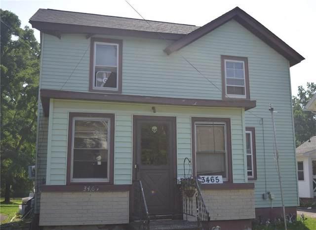 3465 Hulberton Road, Murray, NY 14470 (MLS #R1354671) :: BridgeView Real Estate