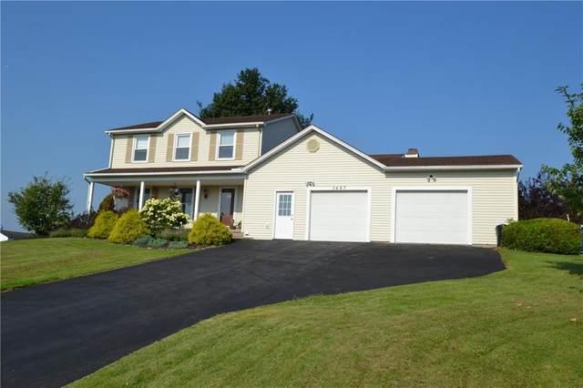3487 Scenic Way, Walworth, NY 14502 (MLS #R1354737) :: BridgeView Real Estate Services