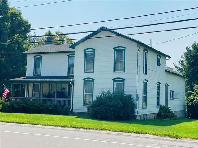 14026 Ridge Road W, Gaines, NY 14411 (MLS #R1354751) :: Robert PiazzaPalotto Sold Team