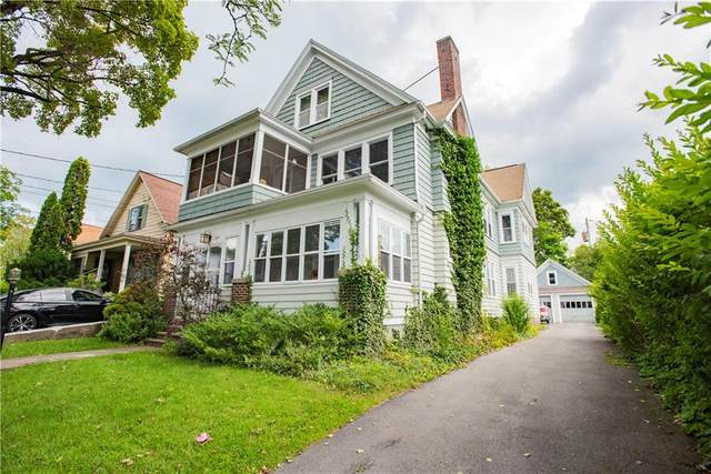 644 Dewitt Street #46, Syracuse, NY 13203 (MLS #R1354757) :: BridgeView Real Estate Services