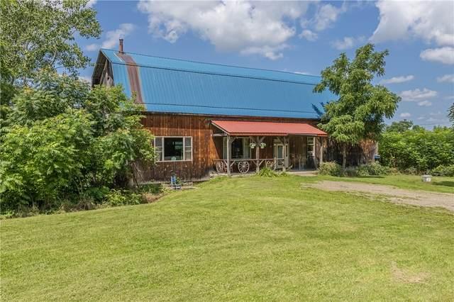 8338 Picket Line Road, Mount Morris, NY 14510 (MLS #R1354772) :: BridgeView Real Estate