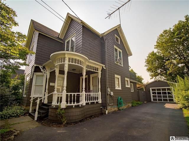 12 Peach Street, Jamestown, NY 14701 (MLS #R1354848) :: Thousand Islands Realty